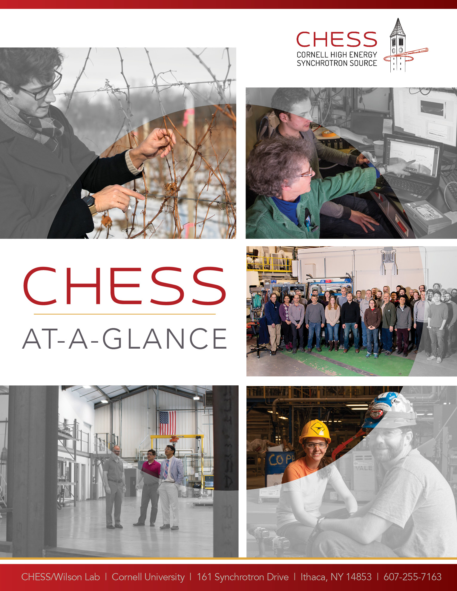 CHESS at a glance