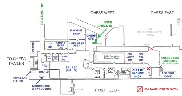 CHESS Floor Plan