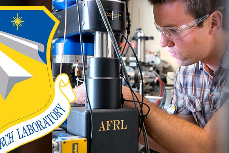 AFRL Beamlines at CHESS