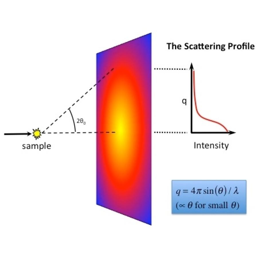 BioSAXS: Solution scattering profile