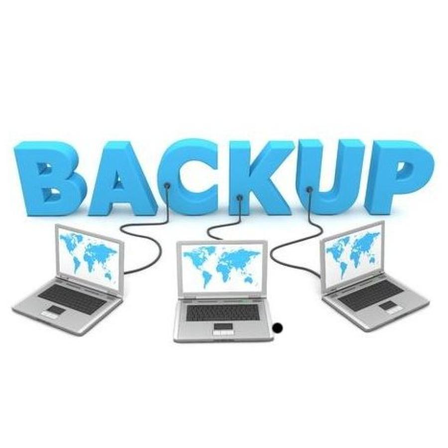 MX: data backup