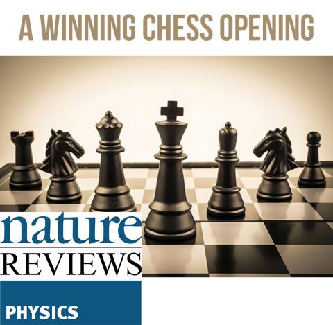 CHESS in Nature Reviews Physics