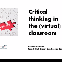 Zoom Slide - Critical Thinking